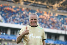 «Зенит» - победитель Олимп-Суперкубка России-2021