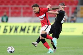 FC Khimki 1-5 Spartak