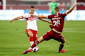 Рубин 1:0 Спартак