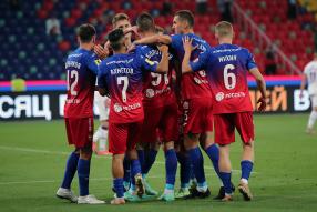 CSKA 1-0 FC Ufa