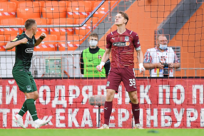 Урал 0:3 Краснодар