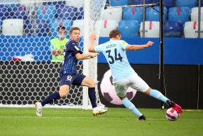 FC Nizhny Novgorod 1-0 FC Sochi