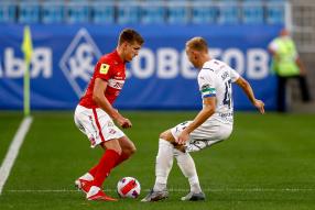 Крылья Советов 0:1 Спартак