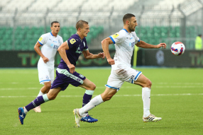Уфа 2:3 Динамо