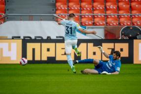 Урал 1:1 Нижний Новгород