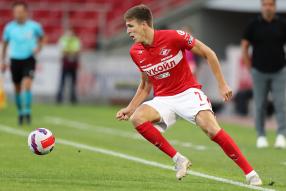 Spartak 0-2 Benfica