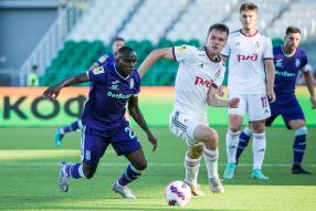 Уфа 1:1 Локомотив