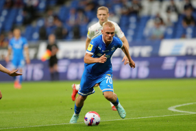 Динамо 2:1 ЦСКА