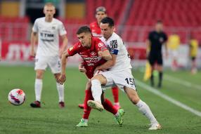 Спартак 1:0 Урал