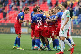 ЦСКА 2:0 Ахмат