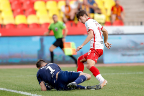 Арсенал 1:1 Спартак