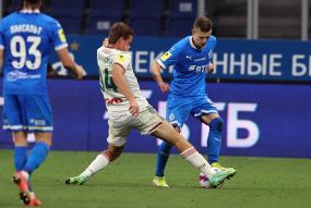 Динамо 1:1 Локомотив