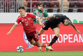Россия 0:0 Хорватия