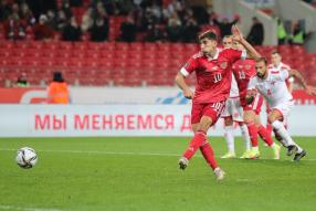 Russia 2-0 Malta