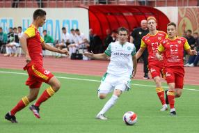 M-Liga. Matchday 8