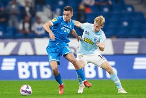 Динамо 1:2 Нижний Новгород