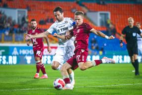 Rubin 4-0 Ural