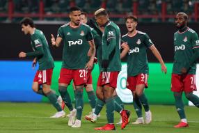 Локомотив 1:1 Марсель