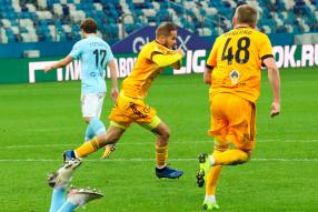FC Nizhny Novgorod 2-3 Arsenal Tula