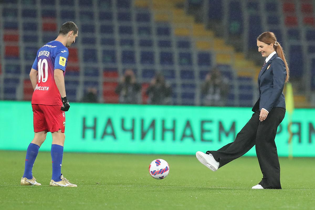 Алан Дзагоев, Софья Великая