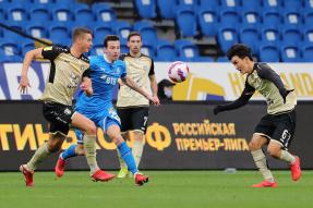 Dynamo Moscow 2-0 Rubin
