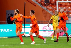 Ural 2-0 Arsenal Tula