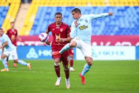 Rubin 0-1 FC Nizhny Novgorod