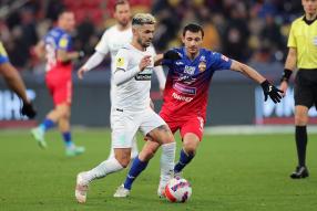 CSKA 0-0 FC Krasnodar