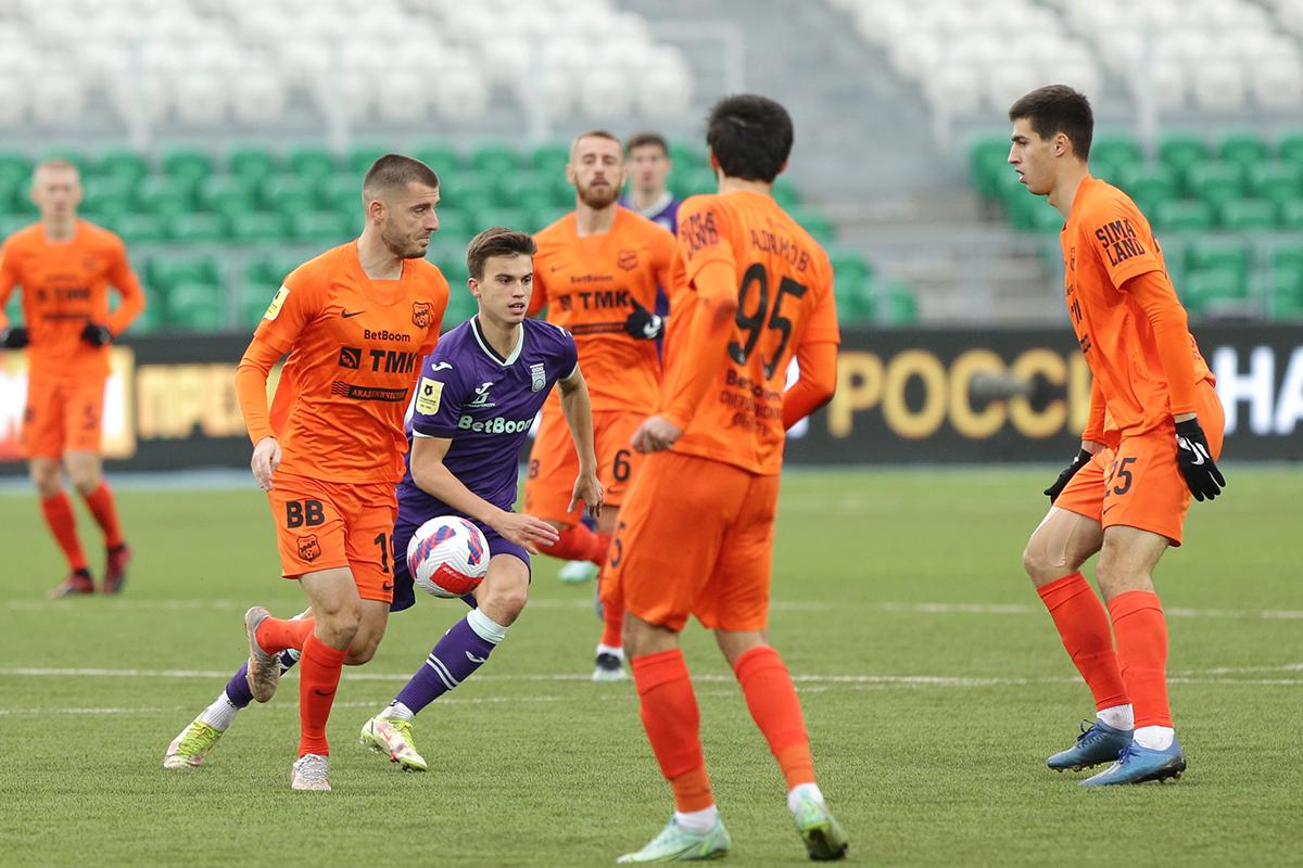 Артём Голубев, Иван Кузьмичёв