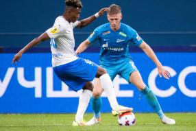 Zenit 1-2 FC Sochi