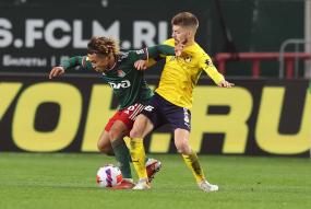 Локомотив 1:2 Ростов