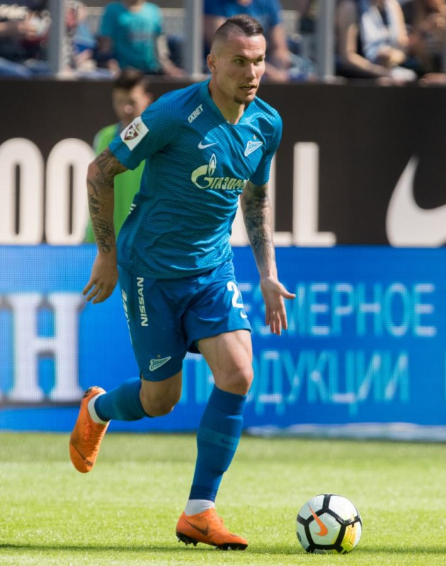 Антон Заболотный