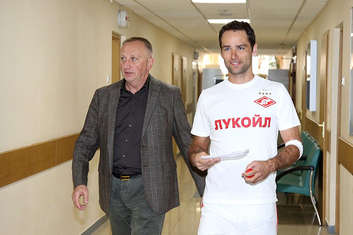 Роман Широков, Михаил Вартапетов