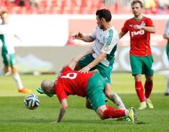 Локомотив - Терек 2:1