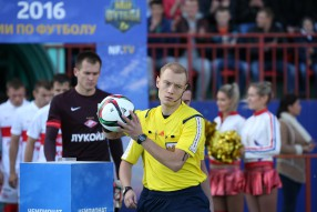 Мордовия 0:1 Спартак