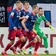 ПФК ЦСКА - Амкар 3:0