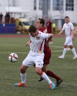 Мордовия 1:0 Арсенал