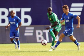 Динамо 0:1 Анжи