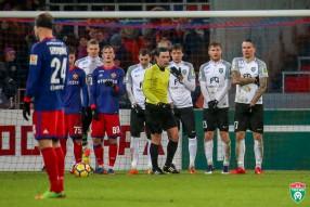 ПФК ЦСКА 6:0 Тосно