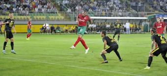 Анжи 1:3 Локомотив
