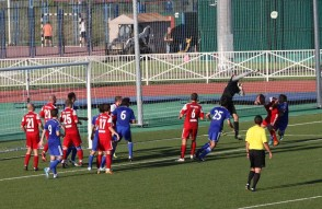 """""""Неделя футбола"""" на Кубани"""