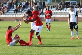 Спартак - Краснодар 1-2