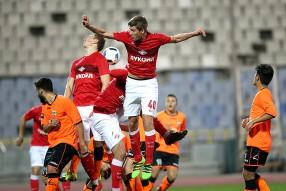 Спартак - Арис 9-0