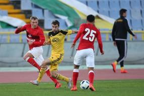 Спартак - Шериф 3-3