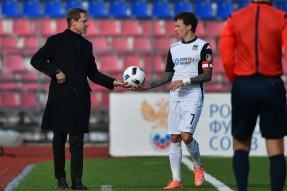 Мордовия 0:1 Краснодар