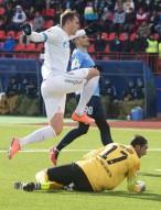 Krylia Sovetov - Zenit - 0:2