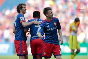 ПФК ЦСКА - Анжи 2:1