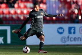 Enisey 1:1 PFK CSKA