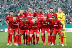 Рапид 2:0 Спартак