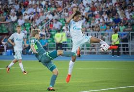 Ufa 0:0 Zenit